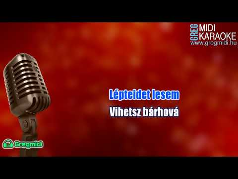 Rúzsa Magdi - Mona Lisa (Karaoke) demó