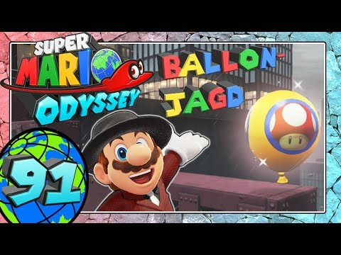 Super Mario Odyssey Part 91 Mit Musiker Outfit Ballon Jagd Im