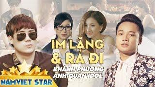 Im Lặng Và Ra Đi - Khánh Phương ft Anh Quân Idol (MV 4K OFFICIAL)