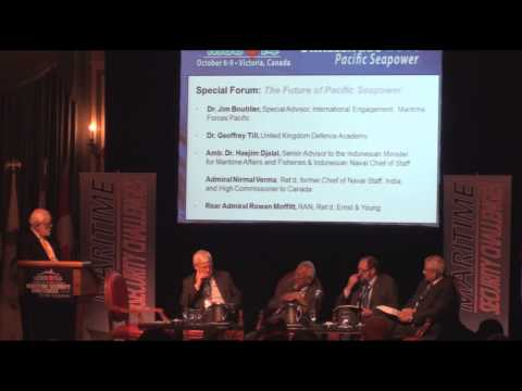 MSC14 - Special Forum on the Future of Pacific Seapower - Questions