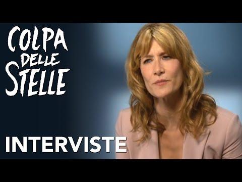 Colpa delle stelle - intervista Laura Dern - dal 4 Settembre al cinema