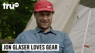 Jon Glaser Loves Gear - Foot Rubs 'Round the Campfire