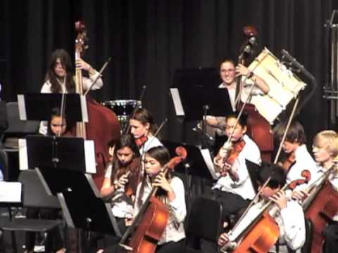 Quince Orchard High School Fall Orchestra Concert