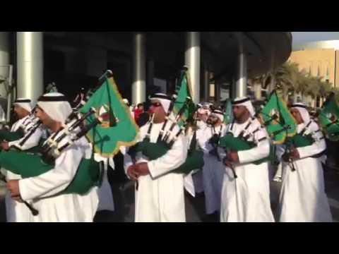Sheikh Majid bin Mohammed Al Maktoum walks for UAE Down Syn