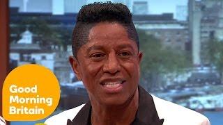 Jermaine Jackson Surprises His Brothers   Good Morning Britain