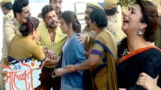 Yeh Hai Mohabbatein 23rd January 2017 Ruhi In Jail, Raman And Ishita Cry Madly - On Location