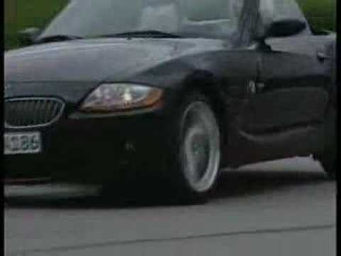 BMW Z4 - 3.0 - 231 HP - Tracktest Video