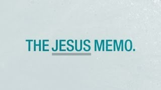 The Jesus Memo | Skit Guys
