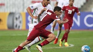 Qatar vs Iran (AFC U-19 Championship: Group Stage)