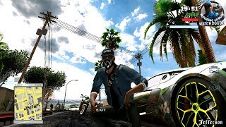 Watch Dogs 2 Realistic 2018 HD Modpack | GTA SA Android