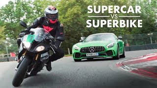 Supercar Or Superbike: Which Is More Fun? | Carfection  4K