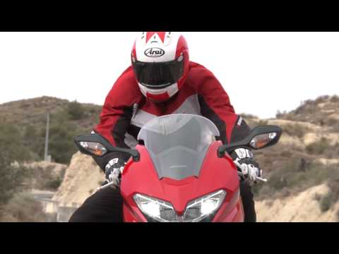 New Honda VFR800 ridden   First ride   Motorcyclenews.com