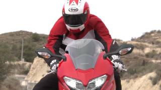 New Honda VFR800 ridden | First ride | Motorcyclenews.com
