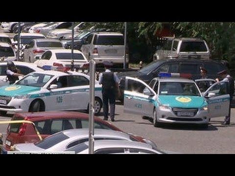 Алма-Ата: атака террористов отбита