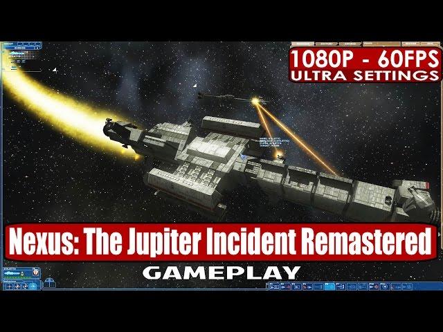 Руководство запуска: Nexus The Jupiter Incident Remastered по сети