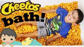 CHEETO BATH CHALLENGE | KID CHALLENGE | KID FUNNY VIDEO
