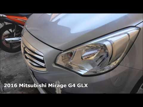 2016 Mitsubishi Mirage G4 | Attrage GLX CVT