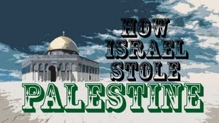 HOW ISRAEL STOLE PALESTINE || POWERFULL||