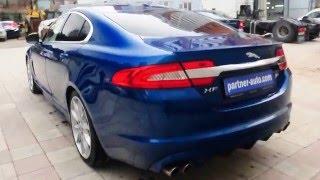 Jaguar XFR I Рестайлинг 5.0 AT (510 л.с.) 2011