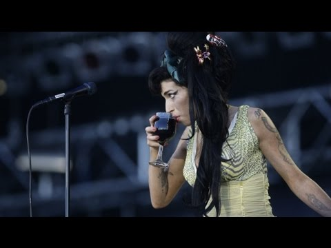 Amy Winehouse died from too much drink