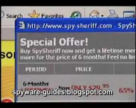 Spyware nightmare!
