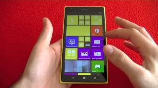 Nokia Lumia 1520, primeras impresiones: funciones y diseño