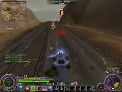 Auto Assault : Backfire! mission
