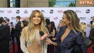Billboard Music Awards! J.Lo, Iggy, Zendaya, And Ed Sheeran On The Red Carpet