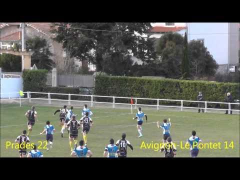 Prades - Usap 84 Rugby