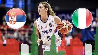 Сербия до 20 (Ж) : Италия до 20 (Ж)