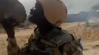 VIDEO Of Nigerian SOLDIERS Calling Boko Haram TERRORISTS To Come Out And FIGHT Them
