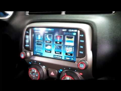 How to add Factory MyLink/Navigation to 2010-2013 Chevrolet Camaro