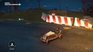 Just Cause 3 - PC - Bob Sled & Endless Runner Feat