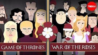 The wars that inspired Game of Thrones - Alex Gendler