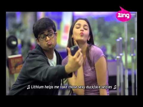 Alia Bhatt's latest funny video