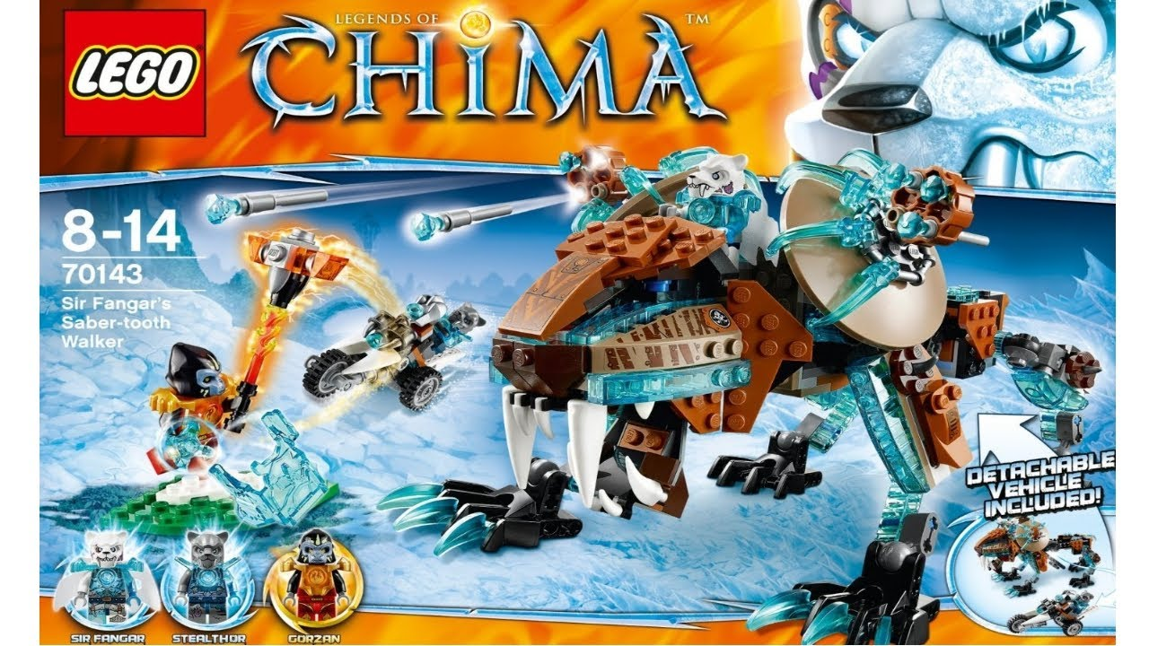 Lego Chima 2014 Summer Sets Lego Legends of Chima Summer