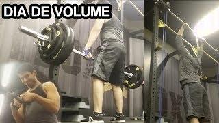 Treino de Corpo Todo: Volume Insano!!! | Naturally Enhanced