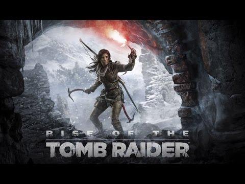 Rise of the Tomb Raider ► прохождение часть 1#.. Без комментариев.