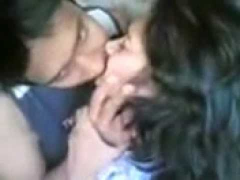 A Romantic Kissing Scene From Short Film a Deep Breath video