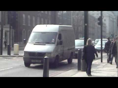 British Transport Police - St John Ambulance Service - London Fire Brigade