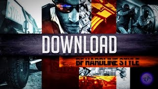 Battlefield Hardline Gaming Intro Template FREE For Sony Vegas