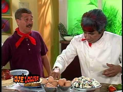 COCINANDO CON ERMO: ROBERTO LAMARCA.