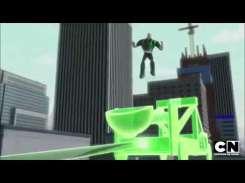 Green Lantern Guy Gardner - Thrill My Gorilla
