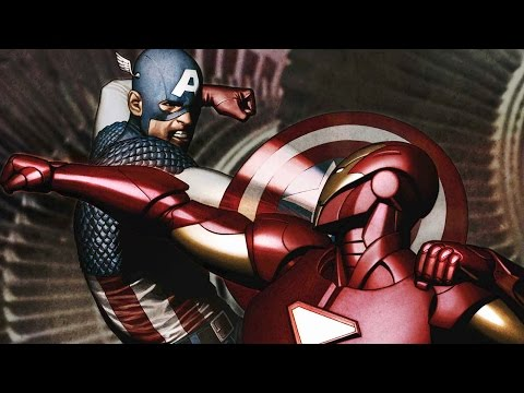 More Captain America 3 Heroes Revealed?