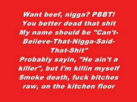 Eminem Remember Me Lyrics