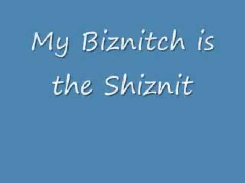 Tenacious D - Biznitch Is The Shiznit