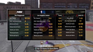 Nba 2k18 My Park Streaking on the 2s | Pull up!! | New Build