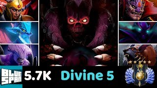 DIVINE 5 SD URSA LC VOID LESH SPEC LION