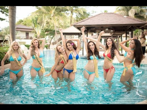 Best in Swimsuit Competition HD  - Miss Grand International 2015