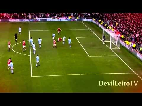 Wayne Rooney - Amazing Bicycle Kick Vs Manchester City - Polish Commentary [by Leito] [hd] video